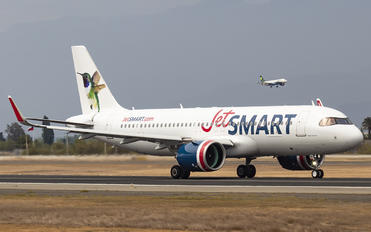 CC-AWJ - JetSMART Airbus A320 NEO