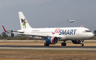 First Airbus A320neo for JetSMART title=