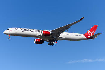 G-VPOP - Virgin Atlantic Airbus A350-1000