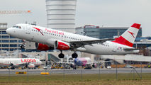 OE-LXC - Austrian Airlines/Arrows/Tyrolean Airbus A320 aircraft