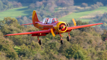PH- DTY - Private Yakovlev Yak-52