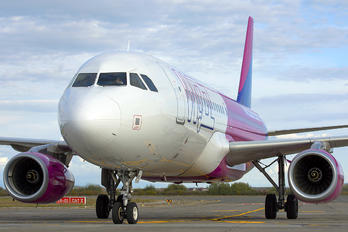 G-WUKE - Wizz Air UK Airbus A320
