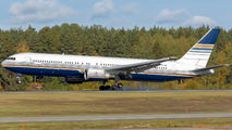 Rare visit of Privilege Style B763 to Stockholm title=