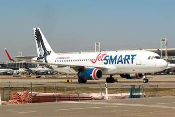 CC-AWD - JetSMART Airbus A320