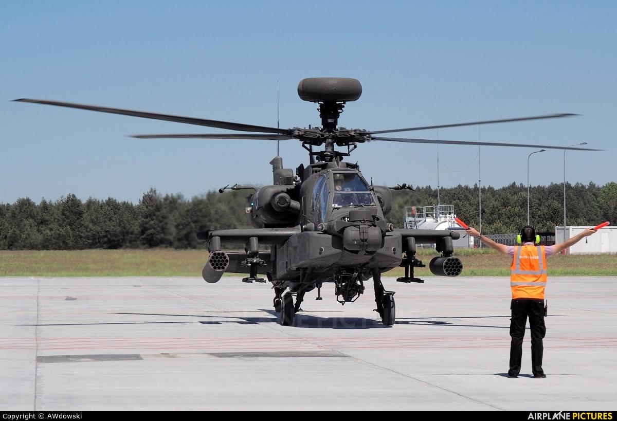 USA - Army 09-07066 aircraft at Olsztyn Mazury Airport (Szymany)