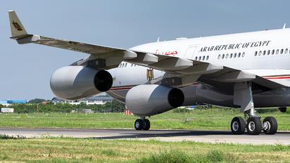 SU-GGG - Egypt - Government Airbus A340-200