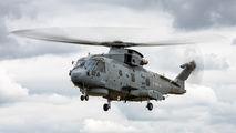 ZH857 - Royal Navy Agusta Westland AW101 111 Merlin HM.2 aircraft