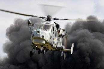 ZZ375 - Royal Navy Agusta Westland AW159 Lynx Wildcat AH.1