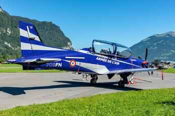 709FN - France - Air Force Pilatus PC-21