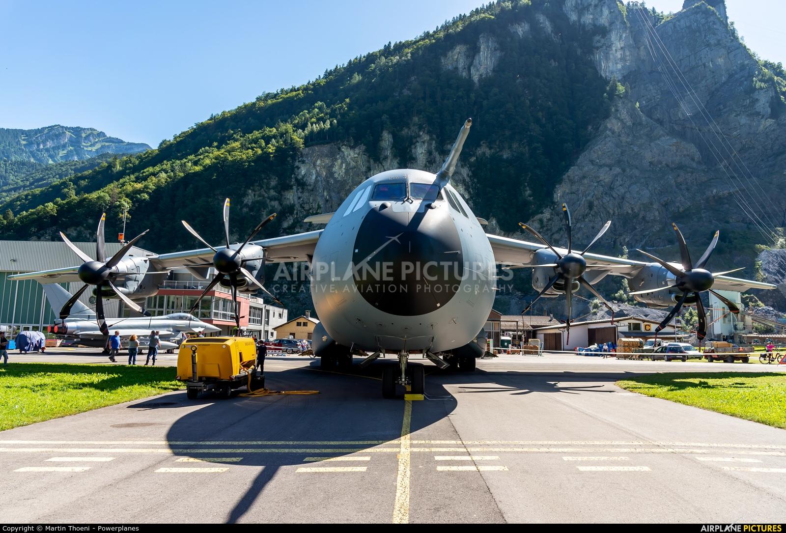 Germany - Air Force 54+17 aircraft at Mollis