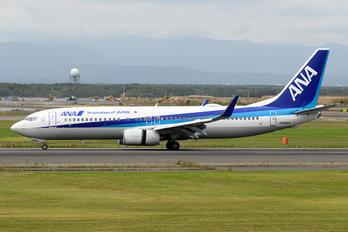 JA66AN - ANA - All Nippon Airways Boeing 737-800