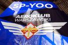 Maciej Pospieszyński - Aerobatics Extra 330SC SP-YOO at Warsaw - Babice airport