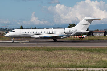 9H-GFI - Vistajet Bombardier BD-700 Global 6000