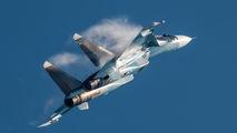RF-81881 - Russia - Navy Sukhoi Su-30SM aircraft