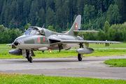 HB-RVR - Amici dell\'Hunter Hawker Hunter T.68 aircraft