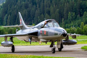 HB-RVR - Amici dell\'Hunter Hawker Hunter T.68 aircraft