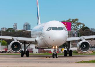 LV-BRA - LATAM Airbus A320