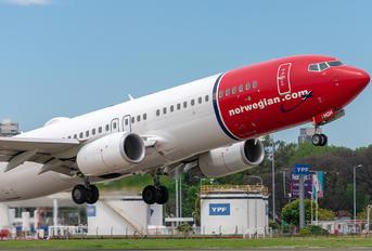 LV-HQH - Norwegian Argentina Boeing 737-800