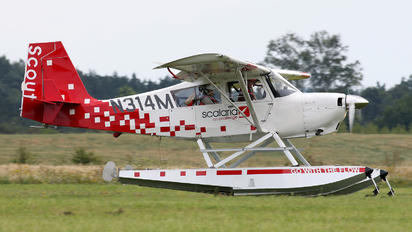 N314M - Private American Champion 8GCBC Scout
