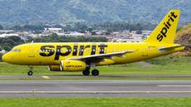 N530NK - Spirit Airlines Airbus A319 aircraft