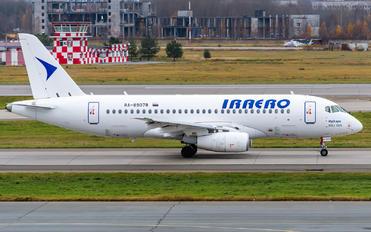 RA-89078 - Iraero Sukhoi Superjet 100LR