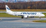 OH-LKG - Finnair Embraer ERJ-190 (190-100) aircraft