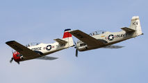 N13288 - Private North American T-28C Trojan aircraft