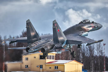 05 - Russia - Air Force Sukhoi Su-35S