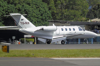 TG-RIF - Private Cessna 525 CitationJet