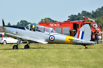 WD322 - Private de Havilland Canada DHC-1 Chipmunk