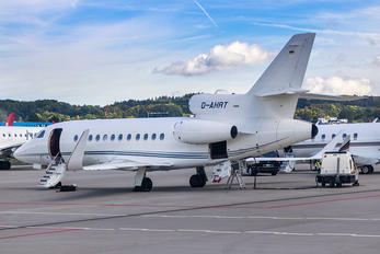 D-AHRT - Heron Aviation Dassault Falcon 900 series