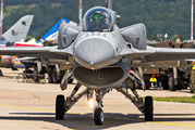 4056 - Poland - Air Force Lockheed Martin F-16CJ Fighting Falcon aircraft