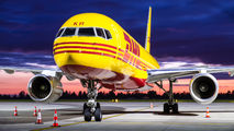 G-DHKR - DHL Cargo Boeing 757-223(SF) aircraft