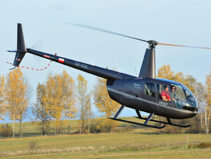 SP-SOK - Private Robinson R44 Astro / Raven