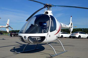 SP-NGU - Wyższa Szkoła Oficerska Sił Powietrznych Guimbal Hélicoptères Cabri G2