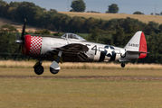 G-THUN - Private Republic P-47D Thunderbolt aircraft