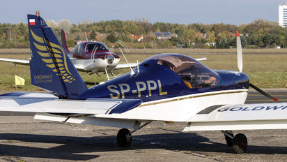 SP-PPL - Golden Wings Aero AT-3 R100