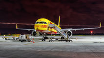 G-DHKR - DHL Cargo Boeing 757-200 aircraft