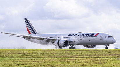 F-HRBB - Air France Boeing 787-9 Dreamliner