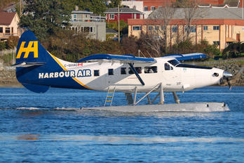 C-FJHA - Harbour Air de Havilland Canada DHC-3 Otter