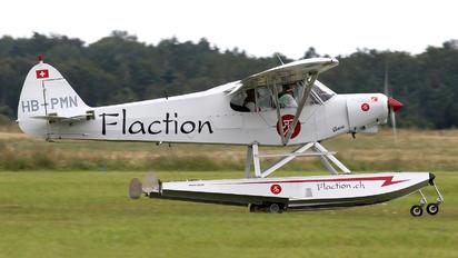 HB-PMN - Private Piper PA-18 Super Cub