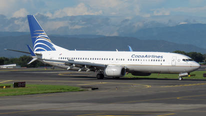 HP-1847CMP - Copa Airlines Boeing 737-800