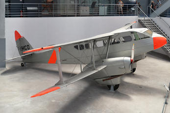F-BHCD - Private de Havilland DH. 89 Dragon Rapide
