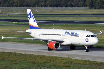 LY-NVS - SunExpress Airbus A320