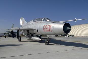 6901 - Romania - Air Force Mikoyan-Gurevich MiG-21UM