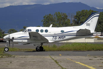 TG-MRP - Private Beechcraft 90 King Air