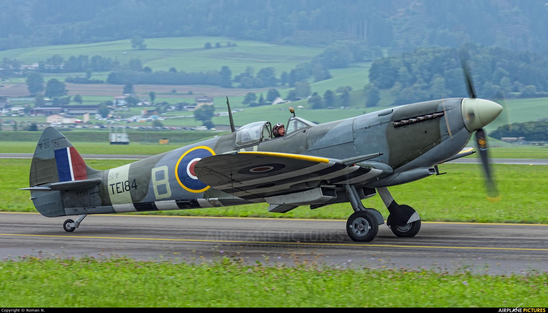 Private G-MXVI aircraft at Zeltweg
