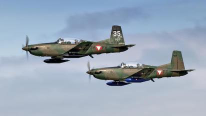 3H-FH - Austria - Air Force Pilatus PC-7 I & II