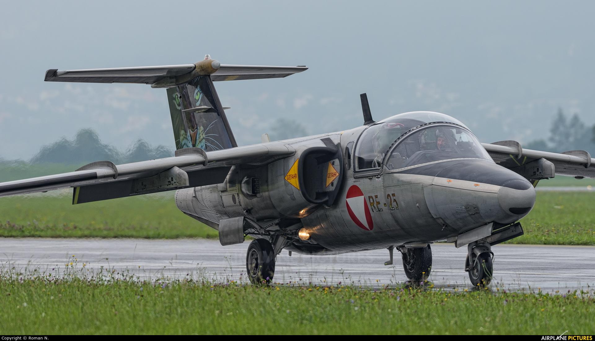Austria - Air Force 1125 aircraft at Zeltweg