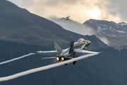 J-5006 - Switzerland - Air Force McDonnell Douglas F/A-18C Hornet aircraft